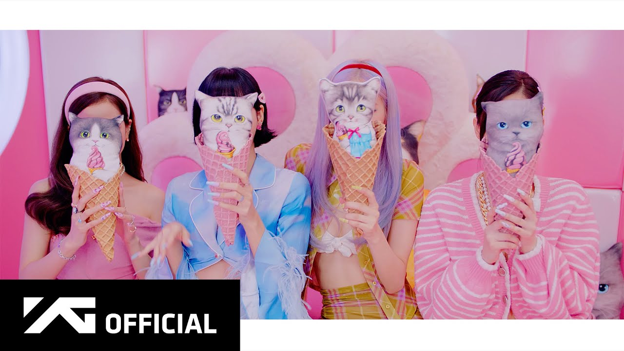 BLACKPINK (with Selena Gomez) - Ice Cream