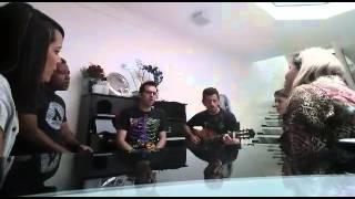 """Grupo Revive - Ensaio de """"Isso é Amor"""" (Vocal Livre)"""