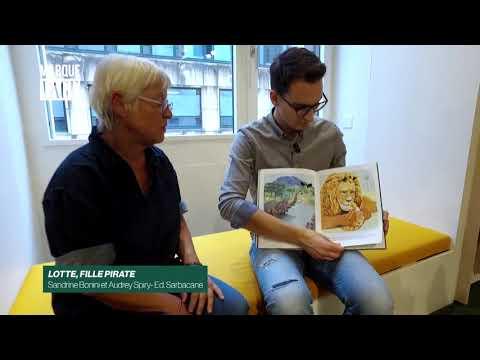 Vidéo de Sandrine Bonini