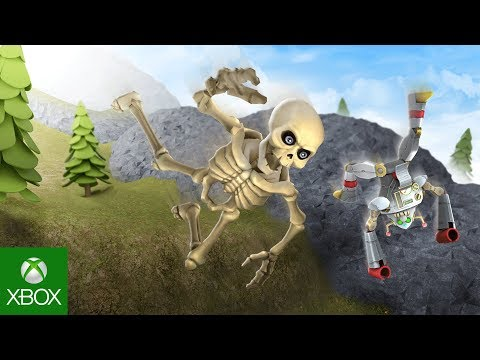 Roblox: Broken Bones IV Trailer