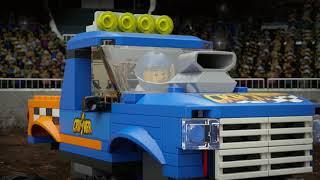 英雄挑戰 4 - 飛車系列: 60180 巨輪卡車