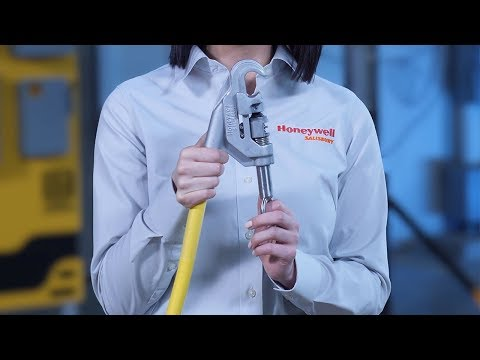 NEW C-Clamps with RocketLock Technology (long version) | Honeywell Salisbury