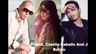 Pitbull & J Balvin - Hey Ma ft Camila Cabello (Nightcore | The Fate of the Furious: The Album)