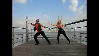 Largadinho Claudia Leitte ft. Anselmo Ralph |  Coreografia Troupe Brazil
