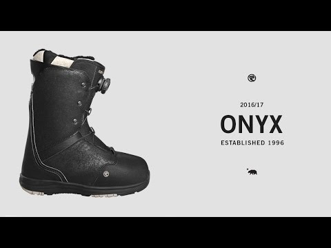 Flow Onyx Boots 2016-17