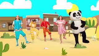 Panda e Os Caricas   Índios E Cowboys