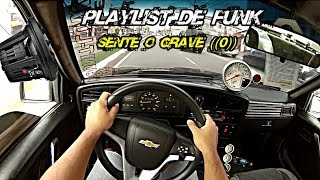playlist de funk pesada - sente o grave só as top
