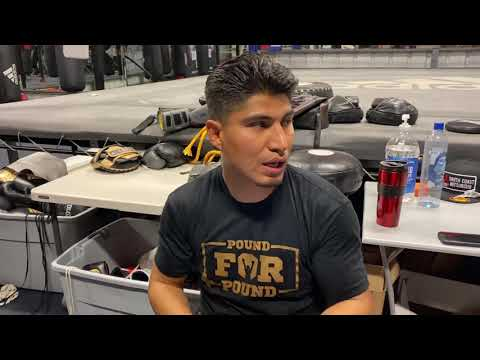 Will Mikey garcia fight against at 135