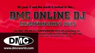 DMC Online DJ Championships 2015 Trailer
