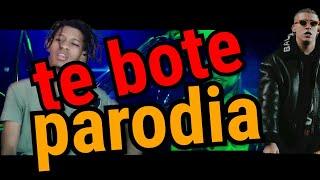 Te bote remix ( parodia ) - ozuna ft bad bunny , niky jam , casper , darell , nio garcia