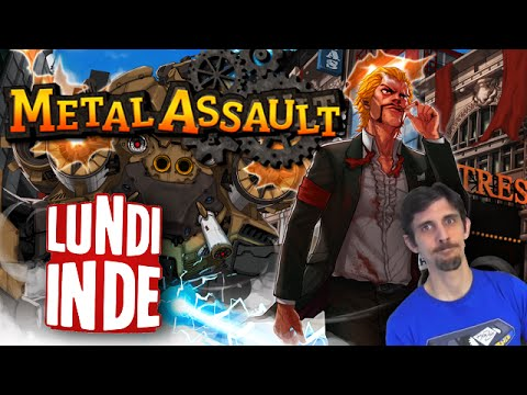 [Spieletrend] - Metal Assault #001: Anime-Shooter in 2D | Metal Assault Gameplay German