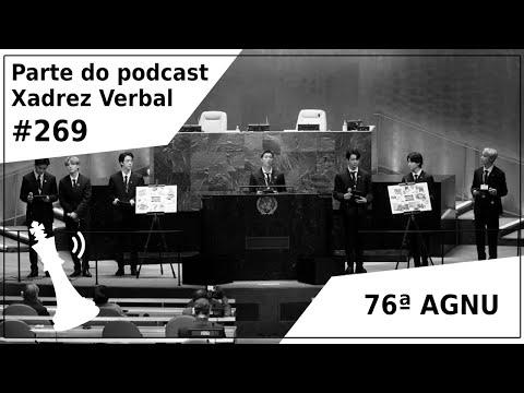 76ª AGNU - Xadrez Verbal Podcast #269