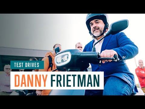 Test Drive: Danny Frietman