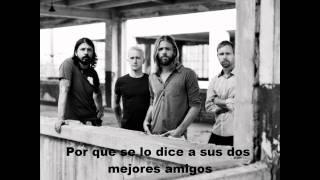 Foo Fighters - friend of a friend subtitulado español