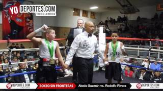 Alexis Guzman vs. Rodolfo Rivera 2N1D Chicago