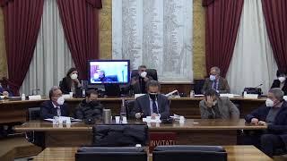 Consiglio Comunale Marsala - Seduta del 01/03/2021