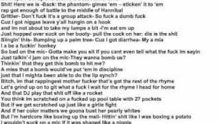 Eminem What Color is Soul Lyrics