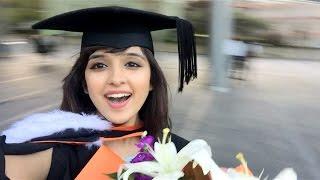 Shirley Setia | Graduation | #ShirleyVlogs