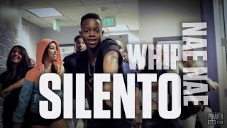 """Silento """"Watch Me"""" (Whip/Nae Nae)   Power 106 Edition"""
