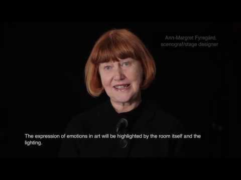 Interview with Ann-Margret Fyregård about Passions