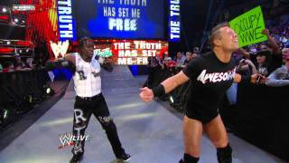 """The Miz & R-Truth tell the WWE Universe """"You Suck"""" with"""