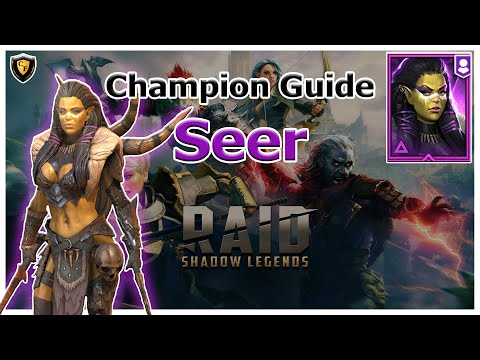 RAID Shadow Legends | Champion Guide | Seer
