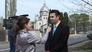 Lansarea candidaturii- Narcis Constantin 2008