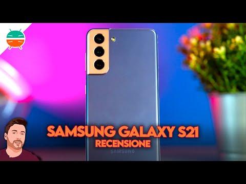 Recensione Samsung Galaxy S21: è MEGLIO …
