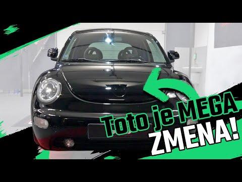 Projekt VW Beetle 11 - Totálna zmena exteriéru a interiéru!