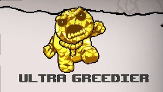 The Binding of Isaac: Afterbirth+ - Final Boss - Ultra Greedier
