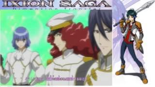 Ixion Saga DT Opening 1