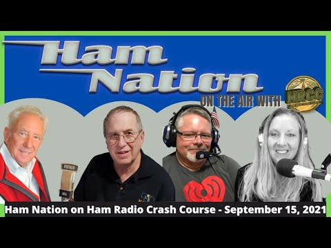 Ham Nation: The Value Of A Good Mobile Mount, Kit Building With Joe and Certificates Are Available