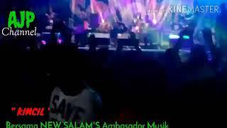 Kimcil_kepolen # lilis suganda gemparkan panggung NEW SALAM'S width=