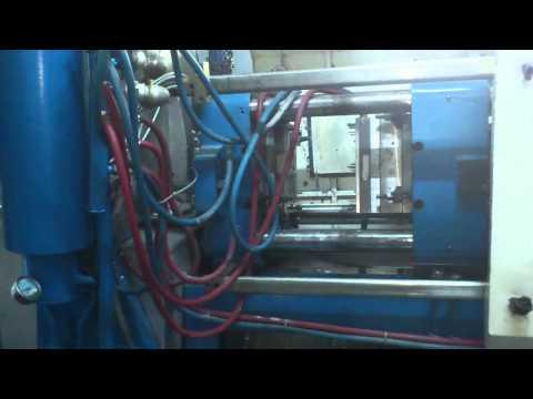 80 ton sıcak kamara metal enjeksiyon