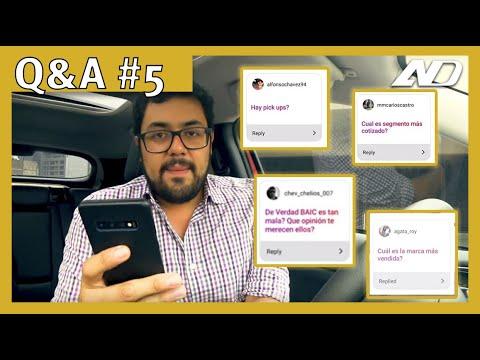 """¿Mi top 3 de medios automotrices en México"""" ¿Cómo son los autos en China"""" - Q&A #5"""