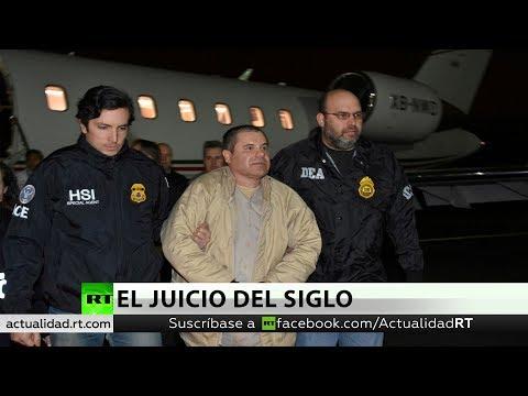 Conforman el jurado para el juicio del 'Chapo' Guzmán en EE.UU.