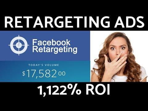 Facebook Retargeting Ads For Beginners | Retargeting Ads Tutorial (2018)