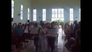 Apresentação Grupo de Jovens Identidade de Cristo - CEB Nossa Senhora da Penha - km 35