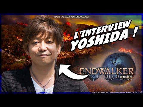 Secret du Logo ? Retour d Hildibrand ? L'interview de Yoshida avec Game Watch !