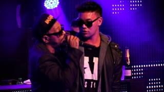 Prince Kay One - Belstaff LIVE @ Gibson