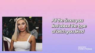 Winter Blanco - Ratchet Pussy (Lyrics)