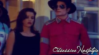 Michael Jackson & Lisa Marie Presley - I Will Be
