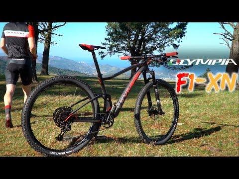 OLYMPIA F1-XN Una bici TOP a precio LOW