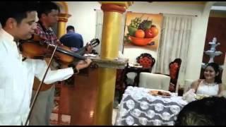 El uno para el otro- Violinista Giovanny Morales