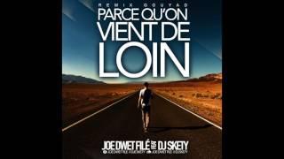 Joé Dwèt Filé Feat DJ Skety - PQVDL Remix Kompa Gouyad 2017