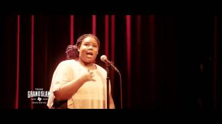 "Shasparay - ""Another Black Poem"" @WANPOETRY (TGS 2016)"
