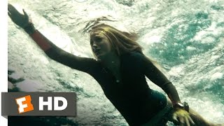 The Shallows (2/10) Movie CLIP - Swim for Safety (2016) HD