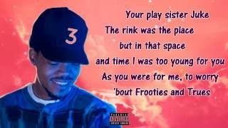 Chance the Rapper- Juke Jam ft Justin Bieber & Towkio Lyrics