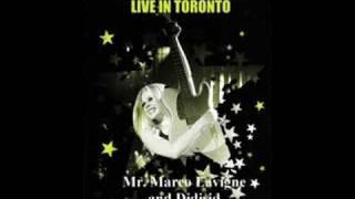 Avril Lavigne DVD The Best Damn Tour Interlude