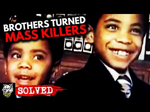 Brothers Turned Mass Killers: The Horrifying Solved Case of the Carr Brothers